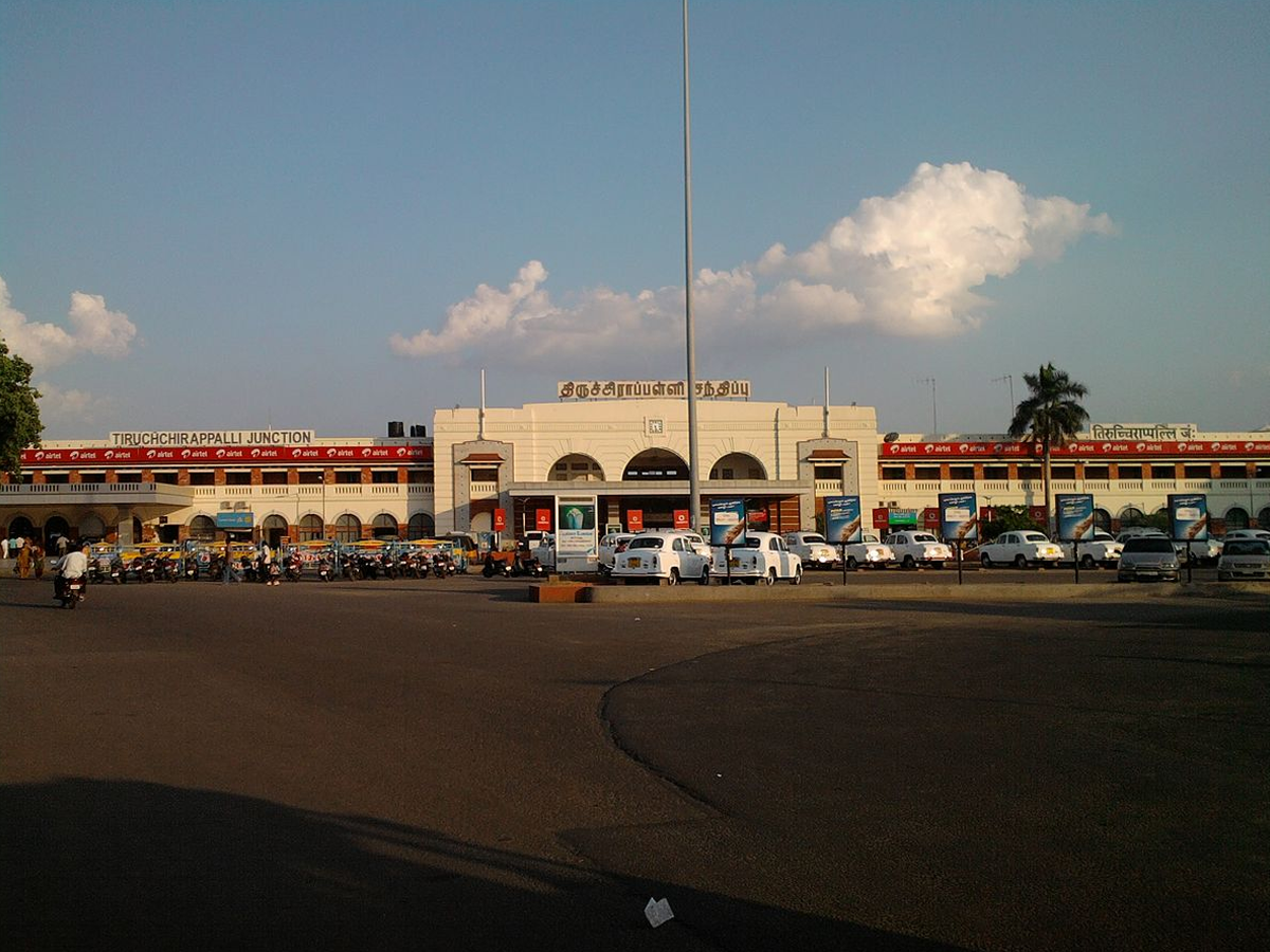 Railway Station - 5.5kms